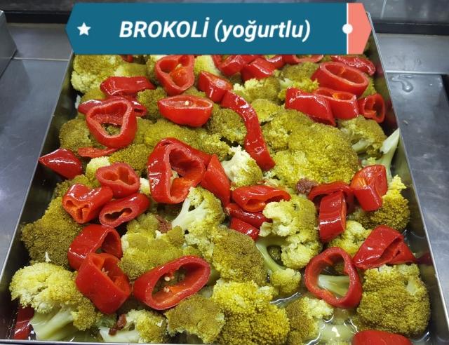 Brokoli (Yoğurtlu)
