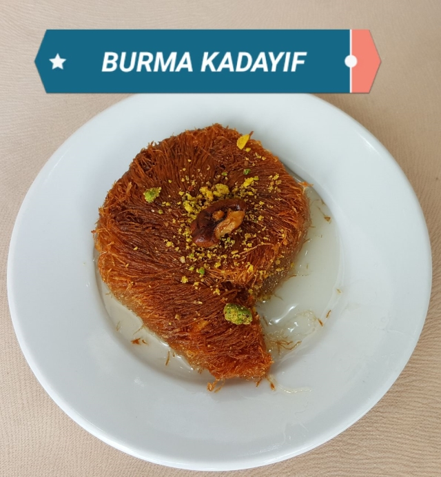 Burma Kadayıf
